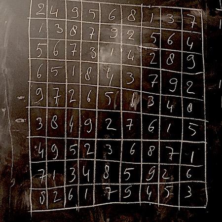 La G Sudoku