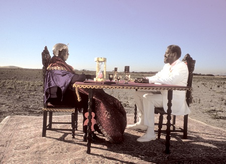 sun ra playing cards