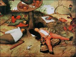 Pieter Bruegel - Cockaigne