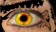 giallo eyes