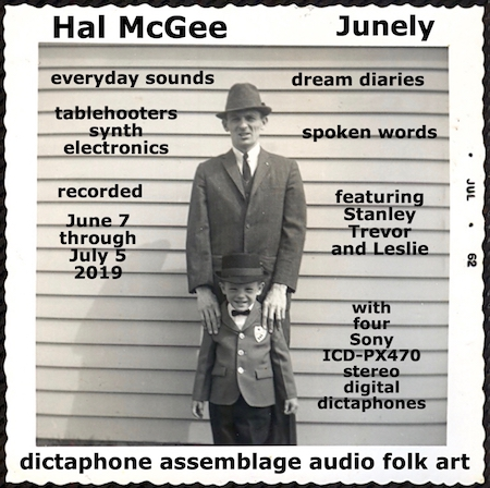 Hal McGee cover