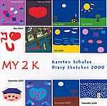 Karsten Schulze's CD cover