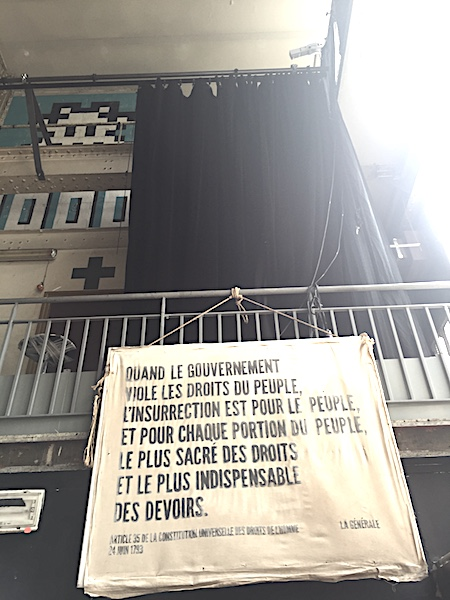 Inside La Générale Nord Est