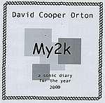 David Cooper Orton's CD cover