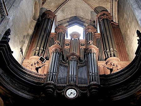 saint-merry // organ